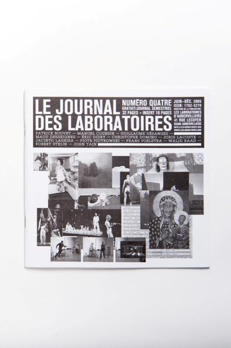 Le Journal des Laboratoires #3 (2005)