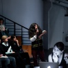 Performance d'Abäke et Eve Chabanon ©Ouidade Soussi Chiadmi 3/17
