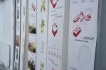Dessin préparatoire du jardin par RozO Architectes. Crédit Ouidade Soussi-Chiadm