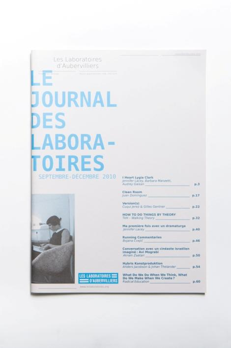 Le Journal des Laboratoires, septembre 2010