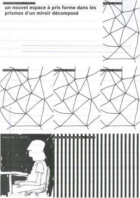 Manifestes imprimés - 5/9  - verso