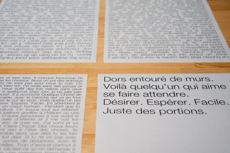 Avec Tanguy Nédélec et Denis Mariotte, 21 janvier 2012, 1/10 ©Ouidade Soussi-C