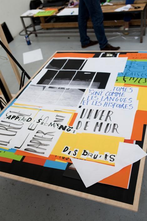 Manifeste #4: Antoine Dufeu et Patrick Corillon - Photo: Léa Neuville