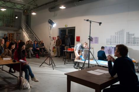 Manifeste #7 - David Guez, Olivier Bosson, Dominiq Jenvrey  3/13