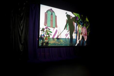 Toxic, film et installation du 18 au 28 avril 2012, 4/7 ©Ouidade Soussi Chiadmi