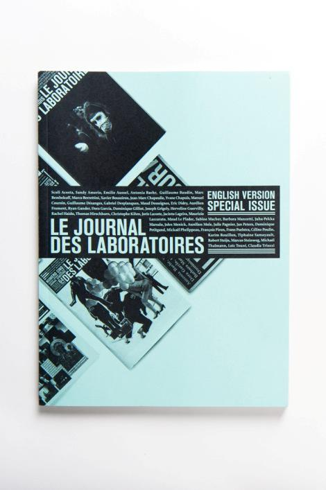 Le Journal des Laboratoires #6 (English, 2006)