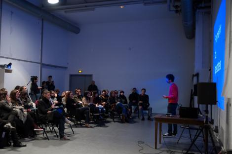 Manifeste #7 - David Guez, Olivier Bosson, Dominiq Jenvrey  6/13