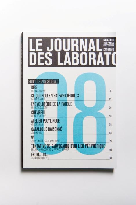 Le Journal des Laboratoires 2008