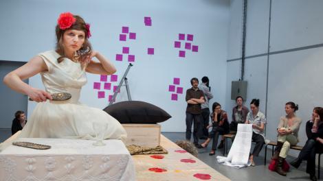 Avec Pascaline Denimal et Tanguy Nédélec le 10 mai 2012, 10/11