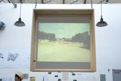 Inauguration de l'exposition dédiée à La Semeuse aux Laboratoires, 25 mai 2011.
