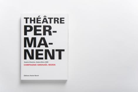 Théâtre permanent - 1/9 - Photo Ouidade Soussi Chiadmi