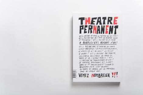 Théâtre permanent - 9/9 - Photo Ouidade Soussi Chiadmi