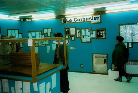 Vernissage de l'exposition Le Corbusier - 3/6